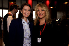 """Tricia Burke, Carat Ireland and Camille O'Flanagan,Barry's Tea. • <a style=""""font-size:0.8em;"""" href=""""http://www.flickr.com/photos/59969854@N04/30498696042/"""" target=""""_blank"""">View on Flickr</a>"""