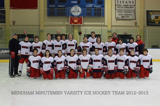Old Mendham Puck Photos