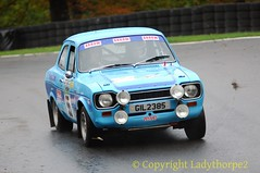 NHMC Cadwell Stages Rally 2016_0055_04-12-2016 (ladythorpe2) Tags: north humberside mc cadwell stages rally 2016 20th november 55 barry connolly james hallam ford escort rs2000