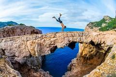 Ibiza through my eyes (davidholderbach) Tags: ibiza david holderbach eivissa panorama landscape photography balearic islands nature sea sun beach salinas es vedra cala d hort