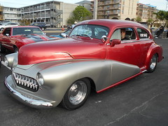 1948 Chevy Fleetline (splattergraphics) Tags: 1948 chevy fleetline customcar carshow cruisinoceancity oceancitymd
