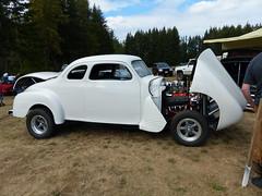 Hemi Powered coupe (bballchico) Tags: hemi coupe dragcar racecar arlingtoncarshow carshow arlingtondragstripreunionandcarshow 206 washingtonstate arlingtonwashington