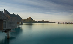 Bora Bora (Bill Hornstein) Tags: borabora tahiti fourseasons water mountains sky landscape tropical