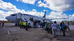 Santa Clara airport, Cuba, November 2016 (lezumbalaberenjena) Tags: cuba trip viaje 2016 november noviembre plane flight airport aeropuerto lezumbalaberenjena
