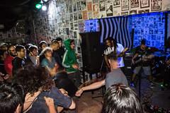 VIENTRE (chancybrun) Tags: vientre hardcore posthardcore desnudos en coma show concierto concert live bantu bar medellin colombia mosh