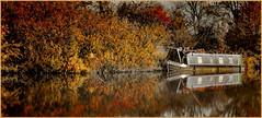 Autumn on river..,. (Nostakapila) Tags: autumn river boat myniu pastuch best art colours charlie'sgrouphalloffame charliesgrouplevel7 charliesgrouplevel6 charliesgrouplevel5 charliesgrouplevel4 charliesgrouplevel3 charliesgrouplevel2 charliesgrouplevel1