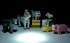 Old McNally had a farm... (smcnally24601) Tags: minecraft figures action toy toys animals england britain game