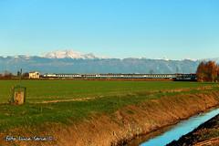 E402A + IC584 Trenitalia (equo25) Tags: treno passeggeri intercity ic584 trenitalia ferrovia e402 locomotiva railway passenger train eisenbahn lok ellok zug personenzug schnellzug