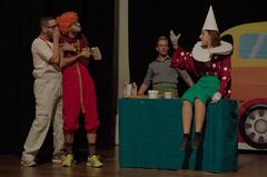 16157 - Ecco Pinocchio (Diego Rosato) Tags: pinocchio lucignolo spettacolo show teatro theater schiaffo sveglio awake nikon d700 85mm rawtherapee