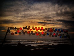 Ercan's balloons Sunset sky cloud (Bkutlak H.D) Tags: ercans balloons sunset sky cloud collection creative color composition city clouds sea sun silhouette shadow shadows skie rock flickrcentral flickr fantastic florya menekşe beach istanbul turkey best blue yellow red work water