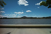 Lake Burley Griffin and Mount Ainslie, 1st day of summer (i-lenticularis) Tags: 084totalshims 2ndkit1mmshallowerthanorig australia canberra contaxg21f28biogon m9 convertedtolm f11 lake summer water codedas11134