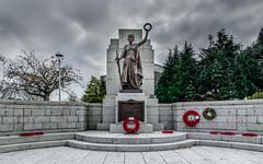 Plymouth Memorial (Rich Walker75) Tags: plymouth devon uk england landmark landmarks memorial architecture sculpture canon eos100d efs1585mmisusm hdr