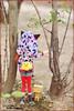 Ready for adventure... (·Yuffie Kisaragi·) Tags: doll pullip danbo obitsu revoltech rewigged arsinoe stica rechipped danboard
