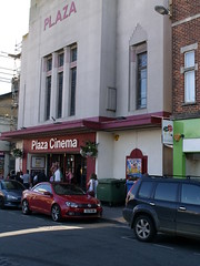 Deco Dorchester 006 (FrMark) Tags: plaza uk england cinema building art architecture theatre britain moderne dorset gb deco frontage
