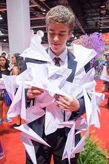 D23 Expo 2015-5820 (Mooshuu) Tags: cosplay disney pixar anaheim paperman d23 anaheimconventioncenter d23expo d23expo2015 d232015 snowwhitef