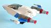 New Republic Arrowhead Interceptor (Librarian-Bot) Tags: new star starwars republic lego wars alliance galactic moc starfighter spacefighter