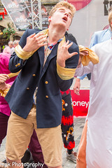 Edinburgh Festival Fringe 2015 - Tale From Ovid (Mick PK) Tags: uk scotland edinburgh streetphotography places fringe royalmile streetperformer oldtown highstreet streettheatre edinburghfringe talesfromovid kcstheatrecompany edinburghfringefestival2015