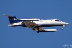Jet Executive --- Bombardier Learjet 35A --- D-CGRC (Drinu C) Tags: plane aircraft aviation sony jet executive dsc mla learjet bombardier bizjet 35a privatejet lmml dcgrc hx100v adrianciliaphotography