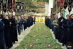 040. Consecration of the Dormition Cathedral. September 8, 2000 / Освящение Успенского собора. 8 сентября 2000 г