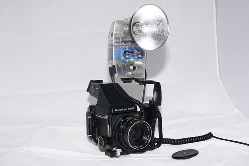 Mamiya RB67 Pro S with Quantum Qflash T2 - a photo on Flickriver
