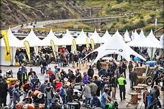 Mucha gente este año en los BMW Motorrad Days