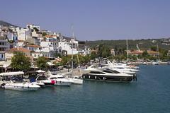 IMG_8398 (Roger Brown (General)) Tags: sea sun holiday boats island greek sand northwest harbour group aegean resort greece destination northern skiathos skopelos soaked sporades westernmost