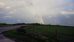 Rainbow, Cauldon Low, Staffordshire (sparkycomuk) Tags: rainbow cauldonlowe