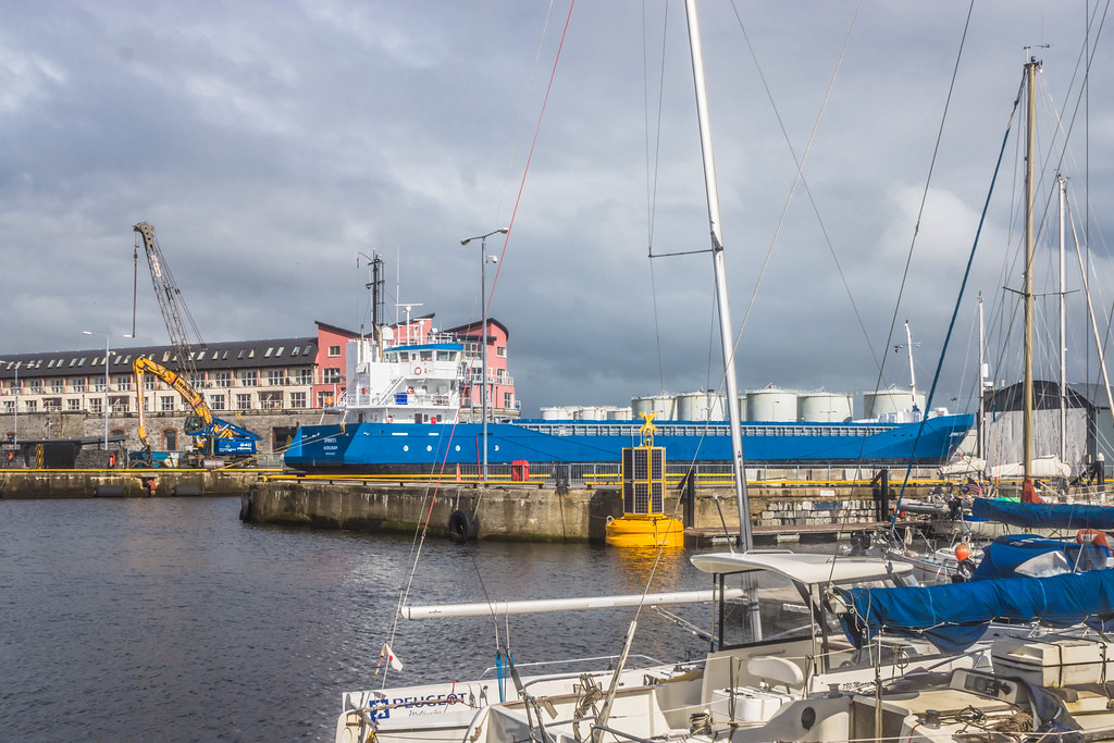 GALWAY HARBOUR AND DOCKLANDS [AUGUST 2015] REF-107503