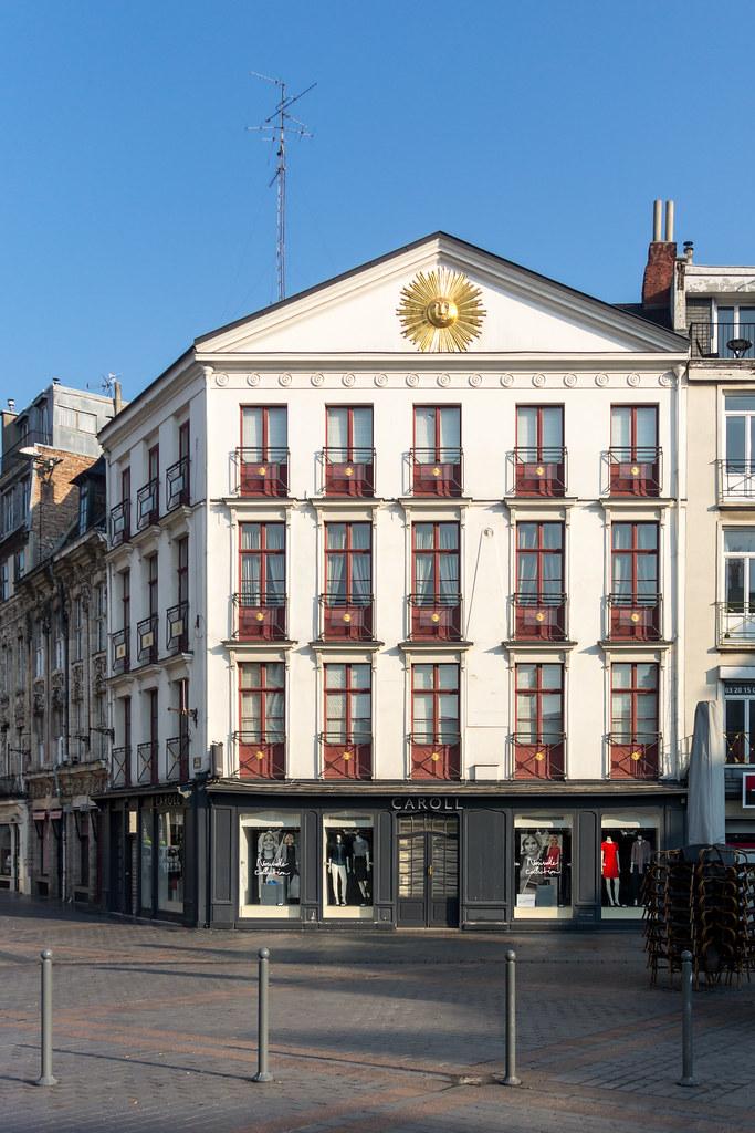 d9e26e7916c Grand Place de Lille (Bernard Ddd) Tags  france lille nordpasdecalais  centreville 29aout2015