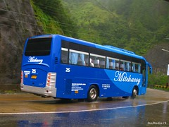 Mitchacoy 25 (JanStudio12) Tags: bus buses highway shot location 25 abra tuba marcos pinoy fanatic pbf benguet grandeza partas mitchacoy janstudio12 palispis