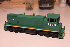 9630 LEFT (Set and Centered) Tags: railroad chicago scale electric train reading model gm power general diesel motors company co atlas electro locomotive motive ho division 187 cr services conrail nwi railroading emd 9630 rdg mp15 exrdg
