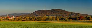 Herbst am  Löbauer Berg (explore)