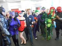 085 (thatman95) Tags: ivy harley batman quinn joker hood comiccon catwoman riddler poisonivy harleyquinn javits 2015 redhood nycc newyorkcomiccon nycc2015