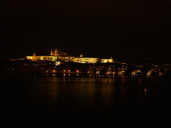 Praga by night (LordAri) Tags: praga paesaggio notturno