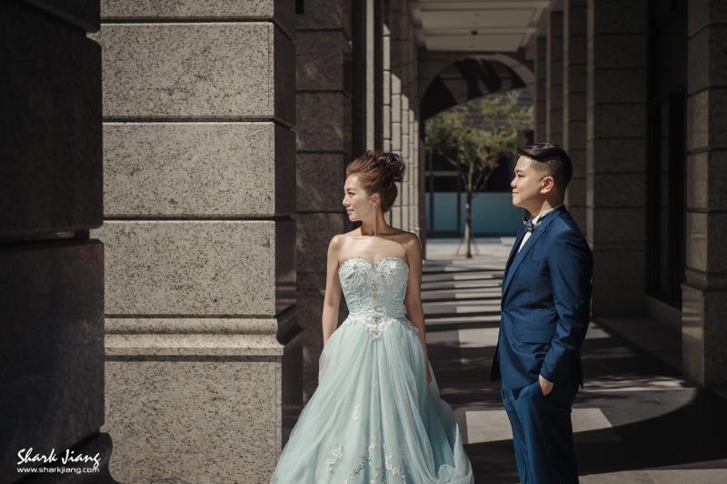 自助婚紗, 婚紗景點,貴婦百貨婚紗照, Elitiana禮服,自主婚紗