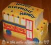 Tumblebus Birthday Cake