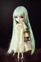 Guinevere ~ (Dekki) Tags: fashion asian doll eyelashes planning groove pullip guinevere sola jun sbhs obitsu junplanning rewigged