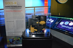 GOES-R ABI Exhibit at Kennedy Space Center (NOAASatellites) Tags: goesr ksc nasa noaa nextgeneration weathersatellite satellite countdowntolaunch roadtolaunch events educationandoutreach launch atlasv nesdis noaasatellites