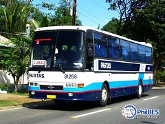 Old Skool 125 ([B]oylakbay) Tags: bus deluxe philippines partas philbes