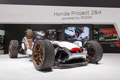 Honda Project 2&4 - 44th Tokyo Motor Show 2015