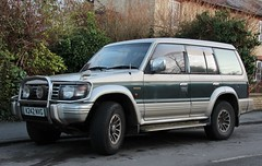 K242 NVG (Nivek.Old.Gold) Tags: 1993 turbo mitsubishi pajero intercooler lwb exceed 2470cc