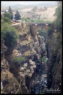 El Puente Viejo de Ronda