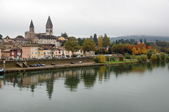 2016-10-24 10-30 Burgund 166 Tournus (Allie_Caulfield) Tags: foto photo image picture bild flickr high resolution hires jpg jpeg geotagged geo stockphoto cc sony alpha 77 france frankreich burgund bourgogne tournus saneetloire st saint philibert roman romanisch romanik abtei abbaye