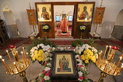 10. All-Night Vigil in Svyatogorsk / Вечернее богослужение 29.09.2016