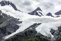 Worthington Glacier (Alan Vernon.) Tags: worthington glacier ice snow blue glacial mountain mountains thompson pass richardson hghway valdez alaska landscape scenic