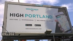 weedmaps billboard (Stevie Silvester) Tags: weedmaps high portland oregon ommp sativa indica cannabis dispensary dispensaries map maps ne nep 503 ptown rose city pacific northwest pacificnorthwest pnw pdx billboard convention center dank smoke chronic marijuana weed pot 420 4 20 710 bho dabs dab hit oil hashoil