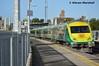 4001 passes Portarlington, 29/9/16 (hurricanemk1c) Tags: railways railway train trains irish rail irishrail iarnród éireann iarnródéireann portarlington 2016 caf mark4 intercity 4001 0900heustoncork