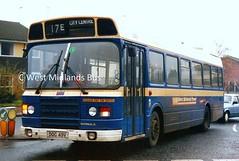 1049 (HY) DOC 49V (WMT2944) Tags: 1049 doc 49v leyland national mk2 wmpte west midlands travel