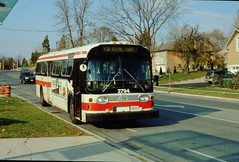 TTC GM New Look Fishbowl Bus Royal York Rd (bishop71701) Tags: ttc toronto transit commission gm new look fishbowl 73 royal york road etobicoke 2006