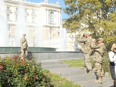 Солдатские забавы II (GrusiaKot) Tags: ucraina ukraine україна украина travelling autumn sldiers selfie odessa theater